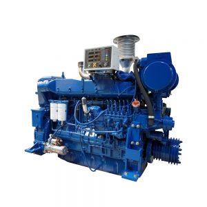 Motores Marinos YTO