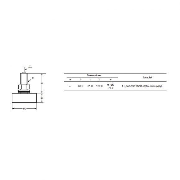 Onwa-Transductor-NMM40-50:200Khz-medidas